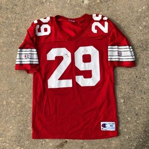Vtg 90s Ohio state champion jersey 40 M football